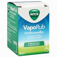 Abbildung von Wick Vaporub Erkältungssalbe  100 g