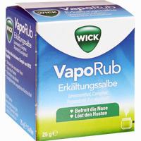 Abbildung von Wick Vaporub Erkältungssalbe  25 g