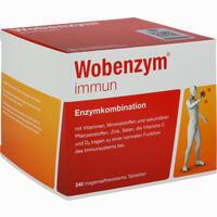 Abbildung von Wobenzym Immun  Tabletten 240 Stück