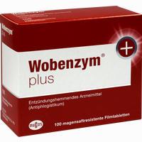 Wobenzym Plus  Tabletten 100 Stück
