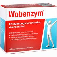 Abbildung von Wobenzym Tabletten  100 Stück