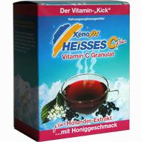 Xenofit Heisses C Plus Holunder-extrakt  Granulat 10X9 g