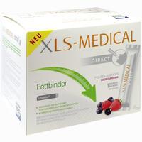 Abbildung von Xls Medical Fettbinder Direct Sticks Pulver 90 Stück