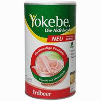 Abbildung von Yokebe Erdbeer Pulver Neue Formel  500 g