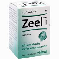 Abbildung von Zeel Comp N Tabletten 100 Stück