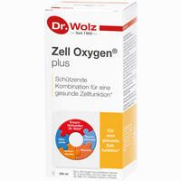 Zell Oxygen Plus Tropfen 250 ml