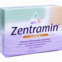 Abbildung von Zentramin Liquid Lösung Zum Einnehmen 14 x 25 ml