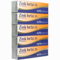 Zink Beta 25  Brausetabletten 100 Stück