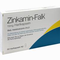 Zinkamin-falk  Kapseln 50 Stück