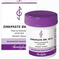 Abbildung von Zinkpaste Bw  100 g