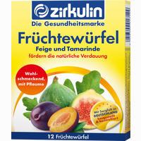 Abbildung von Zirkulin Früchtewürfel 12 Stück