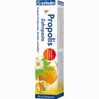 Abbildung von Zirkulin Propolis Zahnpasta  50 ml