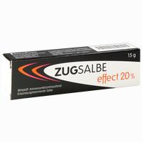 Abbildung von Zugsalbe Effect 20 %  15 g