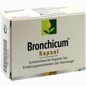 bronchicum tropfen dosierung