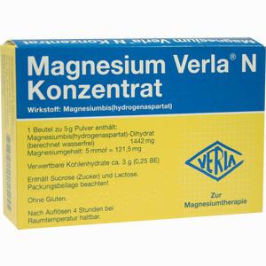Magnesium Verla Dm