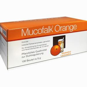 Mucofalk Orange Granulat Informationen Und Inhaltsstoffe