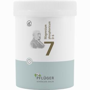 biochemie pfl ger nr 7 magnesium phosphoricum d6 tabletten 1000 st ck preisvergleich. Black Bedroom Furniture Sets. Home Design Ideas