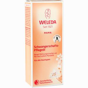 Weleda Schwangerschafts Pflege- Öl 100 ml Preisvergleich
