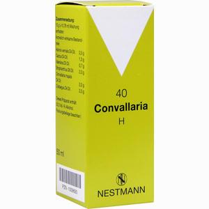 Abbildung von 40 Convallaria H Tropfen 50 ml