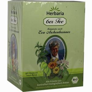 Abbildung von 6er Tee Nach Eva Aschenbrenner Filterbeutel 40 x 1.6 g