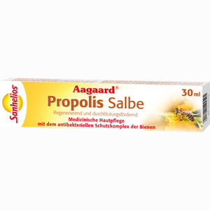 Abbildung von Aagaard Propolis 10% Salbe 30 ml