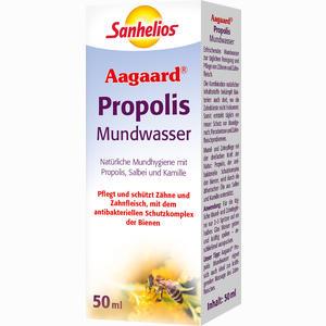 Abbildung von Aagaard Propolis Lösung 50 ml