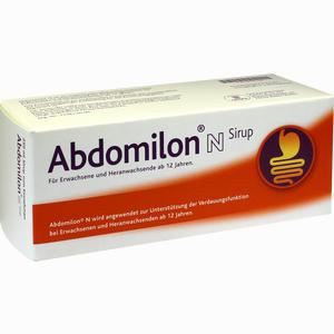 Abbildung von Abdomilon N Sirup  250 ml