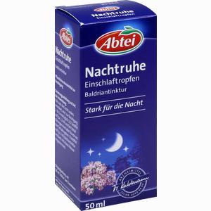 Abbildung von Abtei Nachtruhe Einschlaftropfen  50 ml