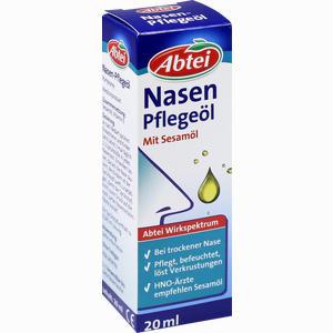 Abbildung von Abtei Nasenpflegeöl  20 ml