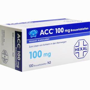 Abbildung von Acc 100 Brausetabletten 100 Stück