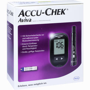 Abbildung von Accu- Chek Aviva Iii Set Mg/Dl 1 Stück