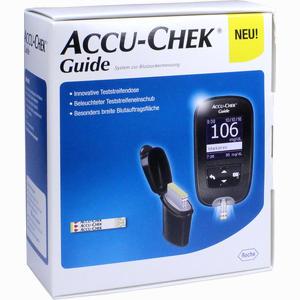 Abbildung von Accu- Chek Guide Set Mg/Dl 1 Stück