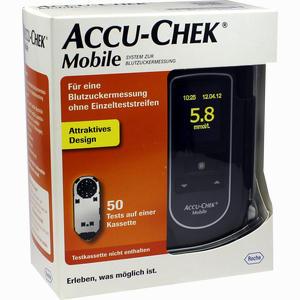 Abbildung von Accu- Chek Mobile Set Mmol/L Iii 1 Stück