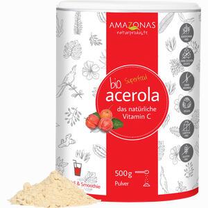 Abbildung von Acerola 100% Bio Pur Nat.vit.c Pulver 500 g
