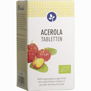 Abbildung von Acerola 17% Vitamin C Bio Lutschtabletten  100 Stück