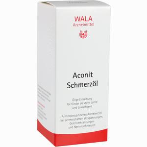 Abbildung von Aconit Schmerzöl Öl 100 ml