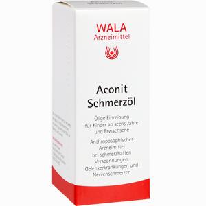 Abbildung von Aconit Schmerzöl Öl 50 ml
