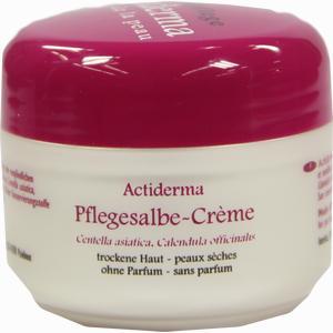 Abbildung von Actiderma Hautpflege Salbe 50 ml