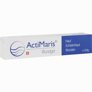Abbildung von Actimaris Wundgel 20g Gel 20 g