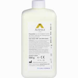 Abbildung von Actinica Lotion  500 ml
