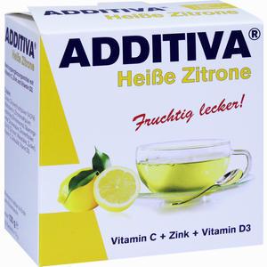 Abbildung von Additiva Heiße Zitrone Pulver 120 g