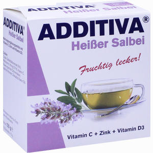 Abbildung von Additiva Heißer Salbei Pulver 120 g