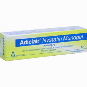Abbildung von Adiclair Mundgel Gel 25 g