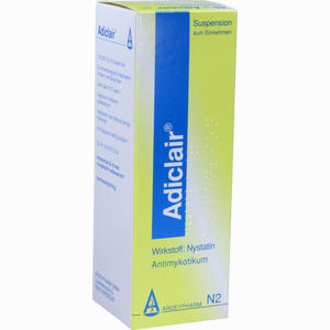Abbildung von Adiclair Suspension 48 ml