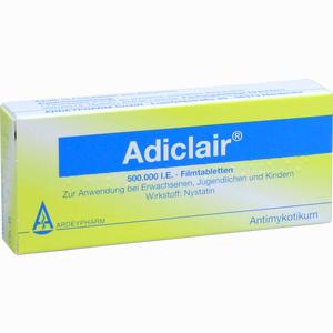 Abbildung von Adiclair Tabletten 20 Stück