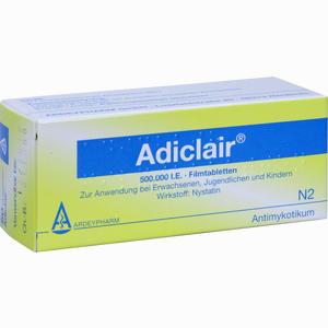 Abbildung von Adiclair Tabletten 50 Stück