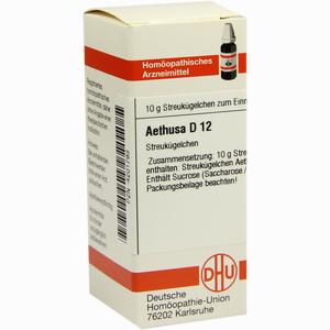 Abbildung von Aethusa D12 Globuli Dhu-arzneimittel 10 g
