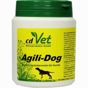 Abbildung von Agili- Dog Futterergaenzung Vet 70 g
