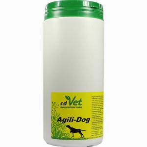 Abbildung von Agili- Dog Futterergaenzung Vet 600 g