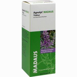 Abbildung von Agnolyt Madaus Tinktur Aus Keuschlammfrüchten Tropfen 100 ml